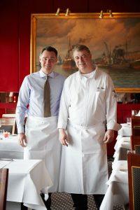 Fisch – Fischereihafen Restaurant // Ihnen geht es nie um Show, immer nur um Qualität: Inhaber Dirk Kowalke (links) und Küchenchef Jens Klunker