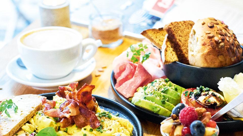 Top 10 – Zehn Tipps für köstliches Frühstück in Hamburg ...