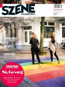 Szene-Hamburg-Juli-2019-Cover