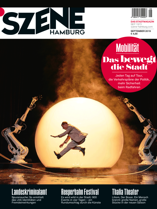 Szene-September-2019-Cover