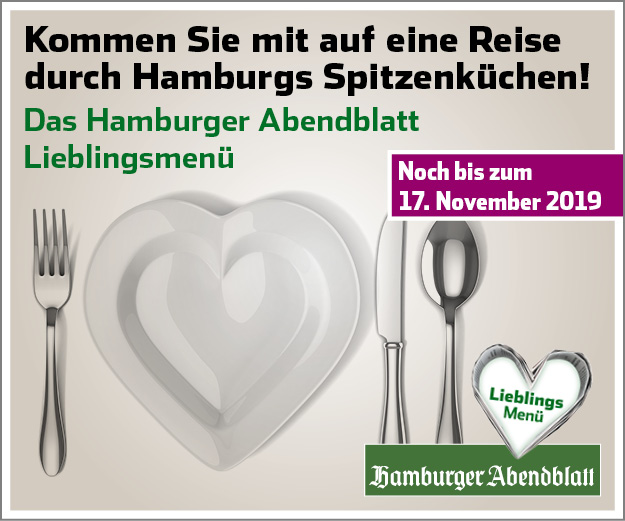 Hamburger Abendblatt Lieblingsmenü