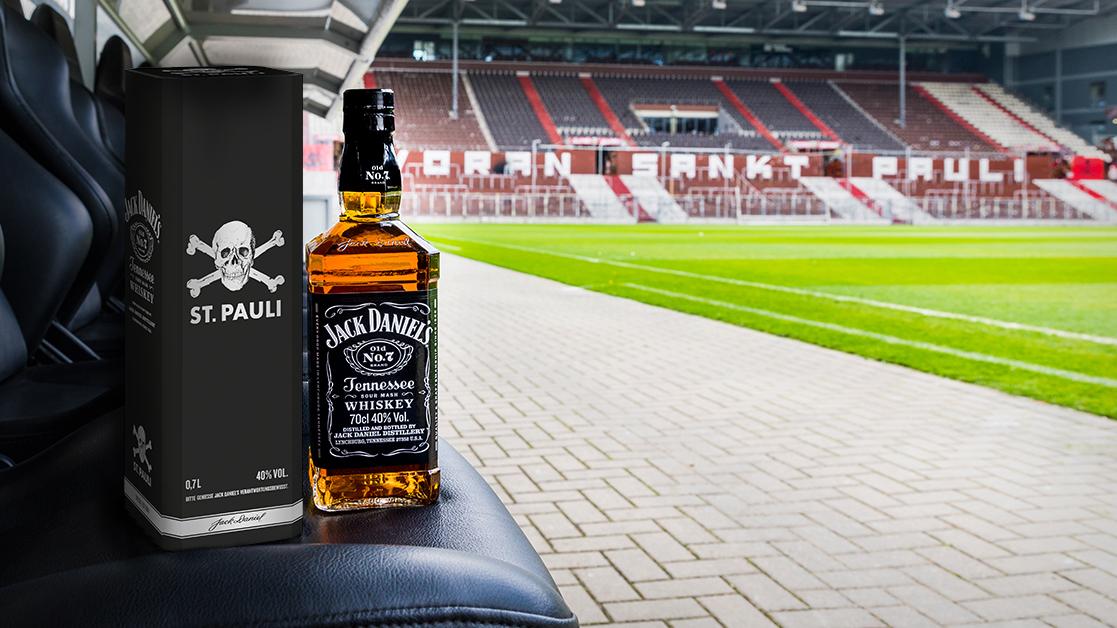 Jack Daniels Gechenkbox