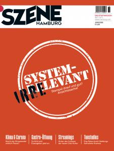 Cover Szene Juni 2020