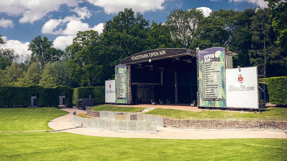 Stadtpark Freilichtbühne