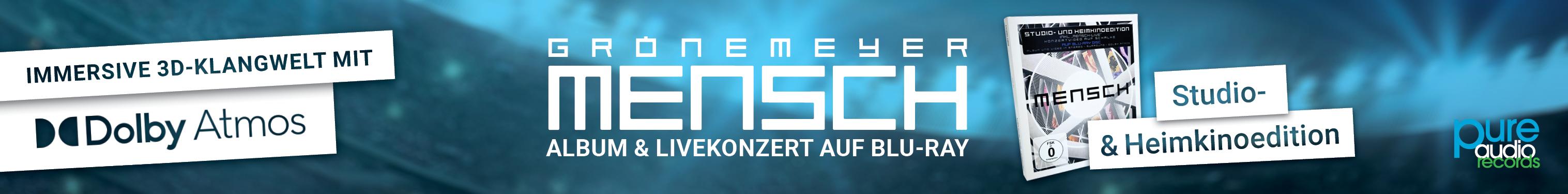 Dolby Atmos / Grönemeyer