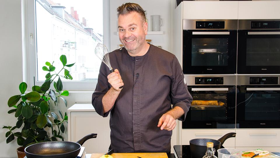 Kurkuma Kochschule - Online kochen mit Roman Witt