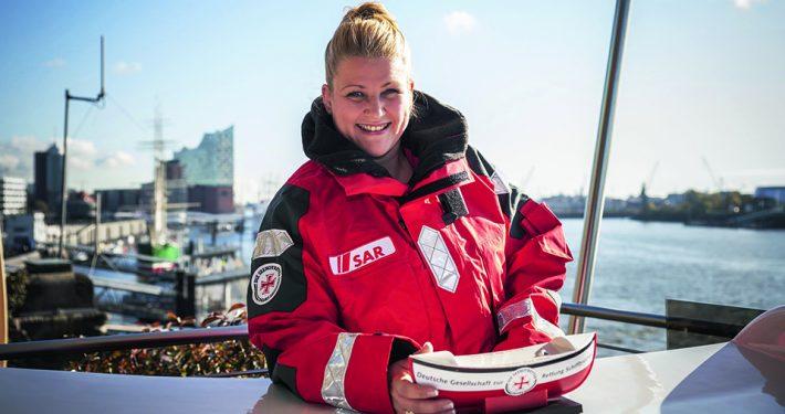 Seenotretter-Botschafterin-Anke-Harnack-Foto DGzRS, Ste