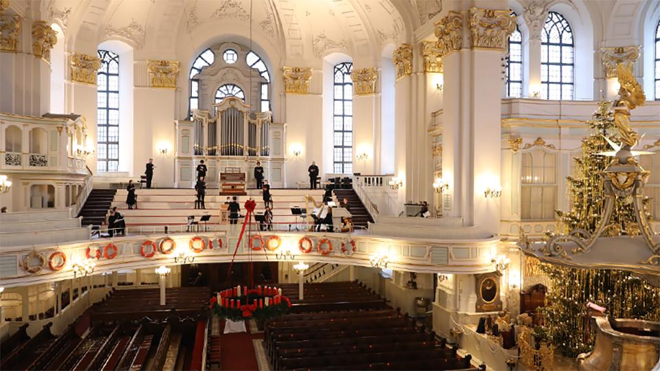 Konzert Michel Hamburg