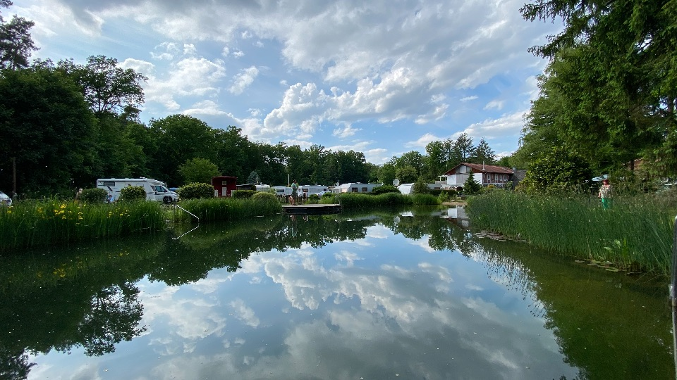 Camping Rote Schleuse in Lüneburg