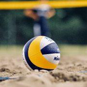 Beachvolleyball © miguel teirlinck/unsplash