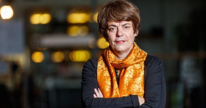 Intendantin der Internationalen Kulturfabrik Kampnagel, Amelie Deuflhard; Foto: Marcello Hernandez
