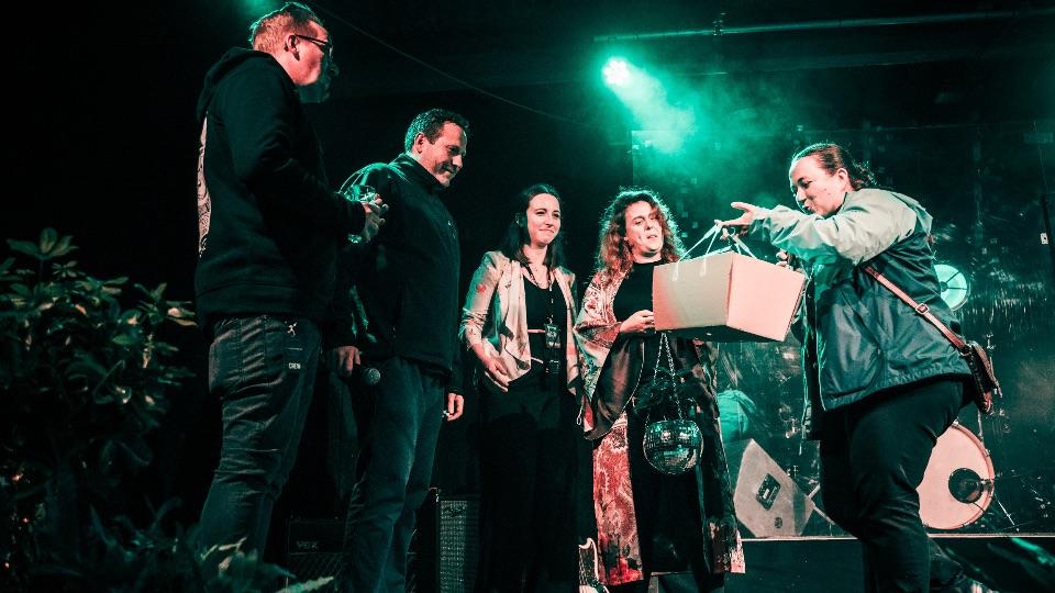Der Sonderpreis ging 2021 an das Schrødingers im Schanzenpark; Foto: Charles Engelken