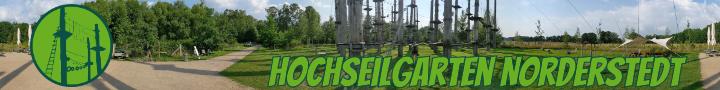 Superbanner Hochseilgarten