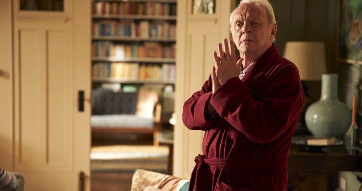 """Sir Anthony Hopkins zeigt in """"The Father"""" sein ganzes können; Foto: Tobias Film"""
