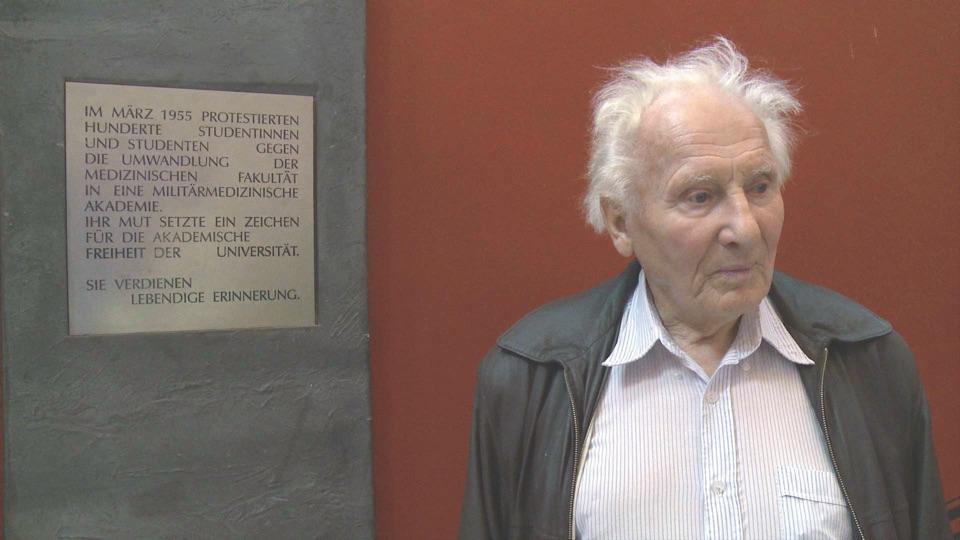 Für nichts und wieder nichts, über die Mühlen der DDR-Justiz (Foto: Utbüxen Filmproduktion GbR) Rintelen