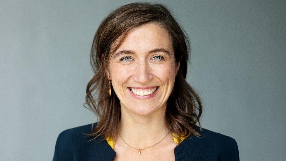 Grüne-Kandidatin Katharina Beck; Foto: Christine Fiedler