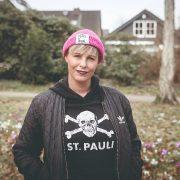 """Eher so der Typ """"Leben und leben lassen"""": Jessica Ness; Foto: Jérome Gerull"""