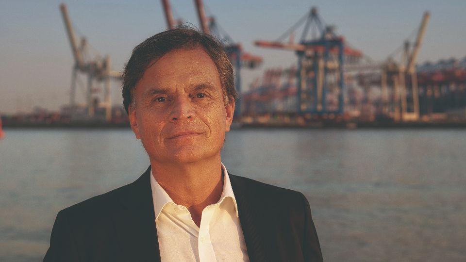 AfD-Kandidat Dr. Bernd Baumann; Foto: AfD