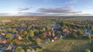 Curslack im Bezirk Bergedorf, Foto: AdobeStock/NEWSundART