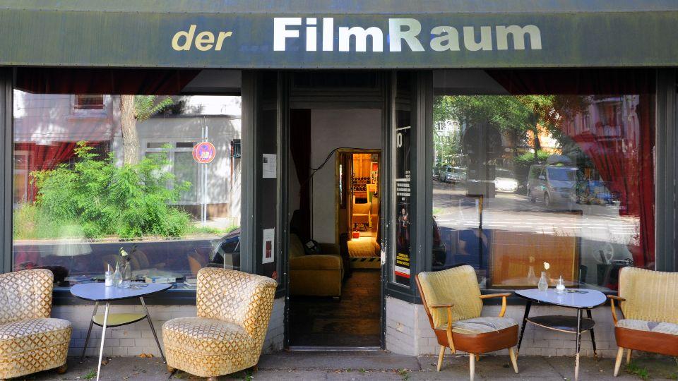 Der Filmraum in Eimsbüttel, ein Programmkino mit gemütlicher Atmosphäre (Foto: filmRaum)