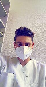 Alexander studiert Medizin im dritten Semester (Foto: privat)