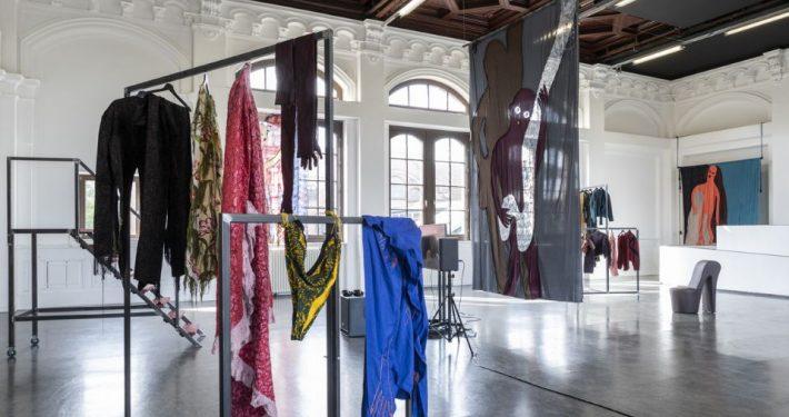 Im Kunstverein Harburg dreht sich noch bis Mitte November alles um den der dänische Künstler Adam Christensen (Foto: Fred Dott)
