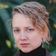 Mia Oberländer, künstlerische Leiterin des Comicfestivals Hamburg (Foto: Grischa Kaufmann)
