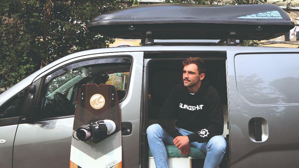 Immer unabhängig und in Hamburg angekommen: Martin (Foto: Erik Brandt-Höge)