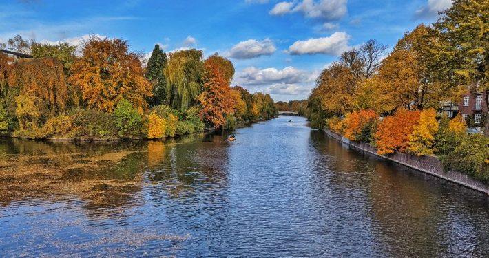 Herbst in Hamburg (Foto: Magdalena Gassner)