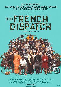 """""""The French Dispatch"""", der neue Film von Wes Anderson (Foto: The Walt Disney Company)"""
